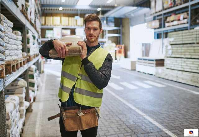 Вакансия: Разнорабочий на склад стройматериалов
