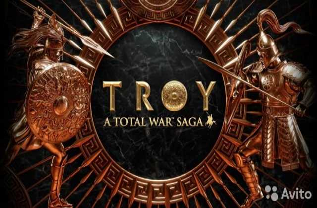 Продам: A Total War Saga:Troy из Epic Games Stor