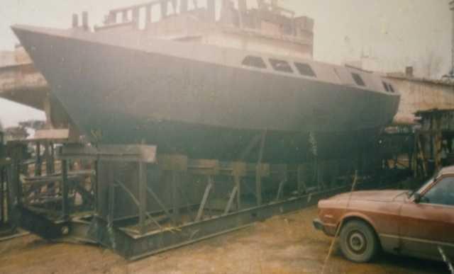 Продам: Яхты корпус