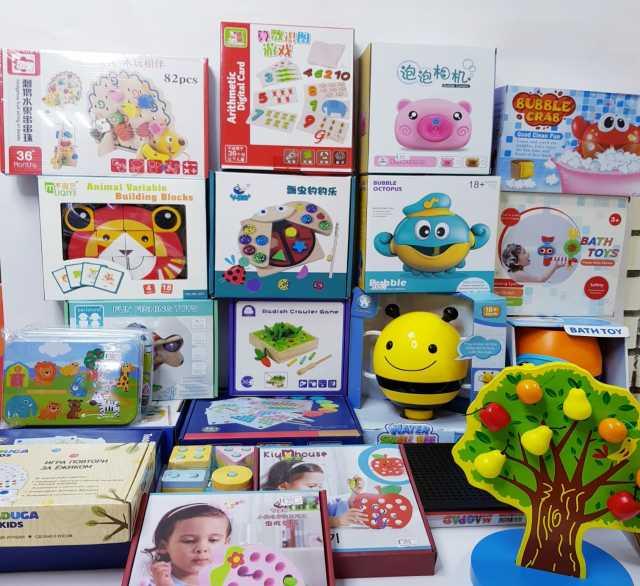 Продам: Магазин развивающих игрушек bunnytoys.ru