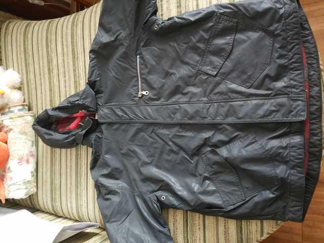 Продам: Куртка с капюшоном демисезонная для маль