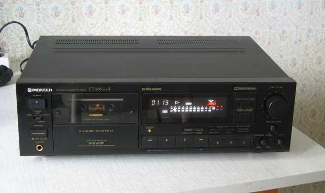 Продам: дека кассетная PIONEER 656 mark2