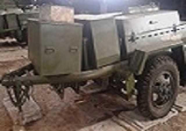 Продам: Кухня полевая КП-130 на прицепе, зип