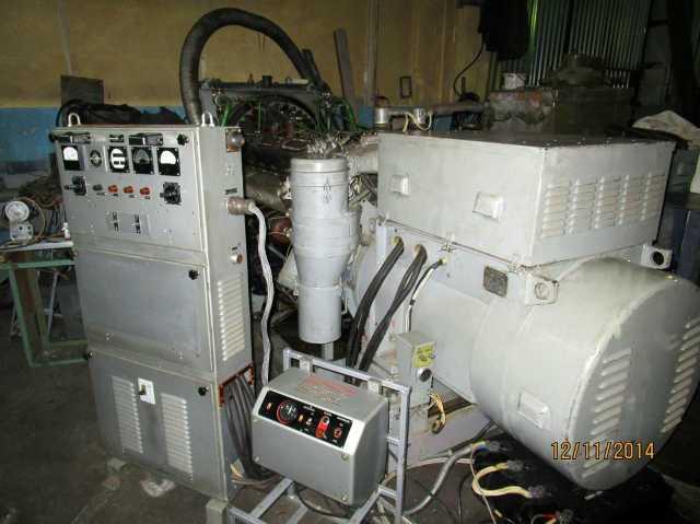 Продам: Дизельные генераторы от 10 до 200 кВт