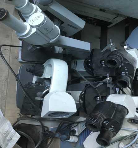 Продам: Микроскопы на запчасти