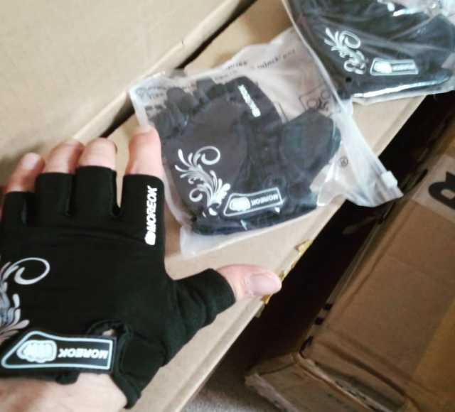 Продам: Велосипедные перчатки