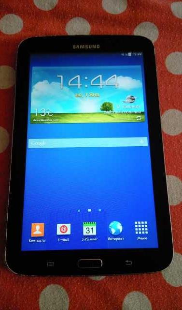 Продам Samsung Galaxy tab 3 sm t210 Wi-Fi
