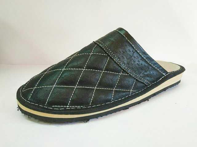 Продам: кожаные тапочки