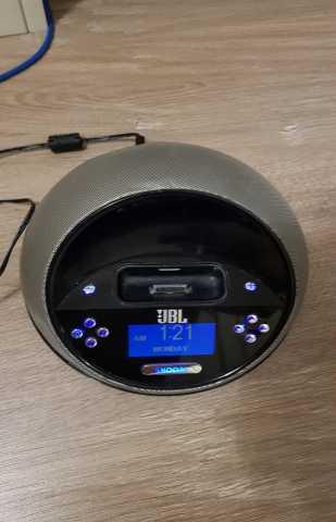Продам Док-станция JBL On Time Micro Black