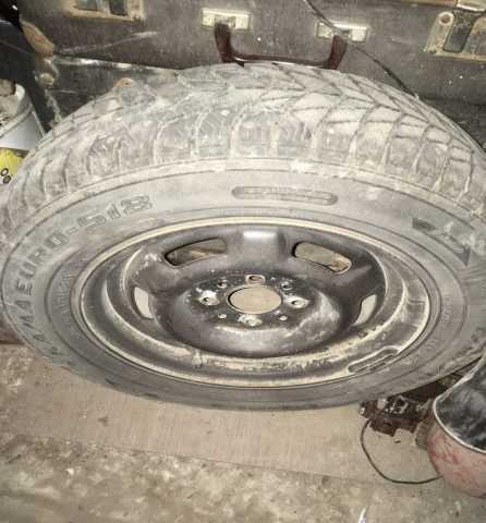 Продам: комплект зимних колес 175/70 r13