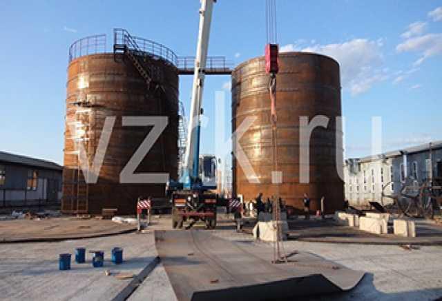 Продам: Резервуары и резервуарные конструкции