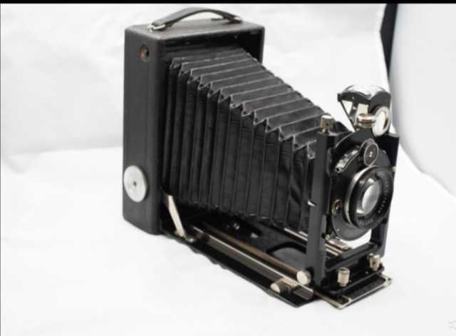 Продам: 1914 г. Glunz Hannover редкая фотокамера
