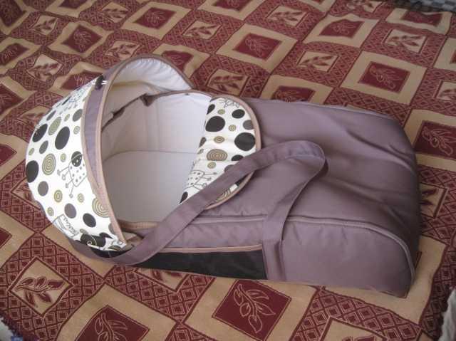 Продам: Переноска для новорожденных