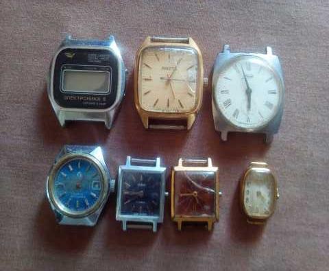 Продам: Часы наручные. Советские и другие