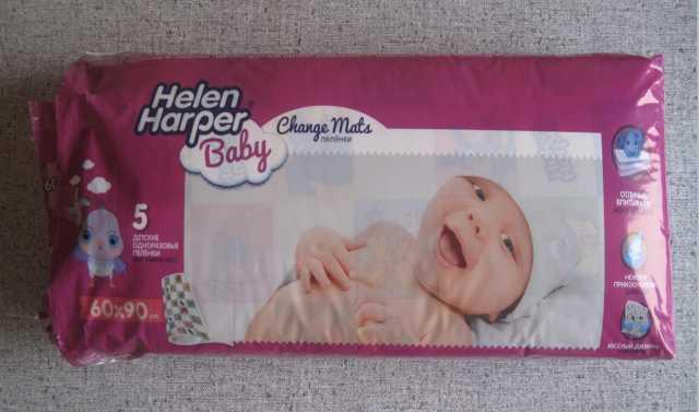 Продам: Пелёнки (простыни) детские одноразовые