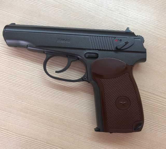Продам: Пневматический пистолет ПМ-49