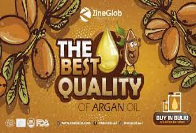 Предложение: ZineGlob: MOROCCAN SUPPLIER OF ARGAN OIL