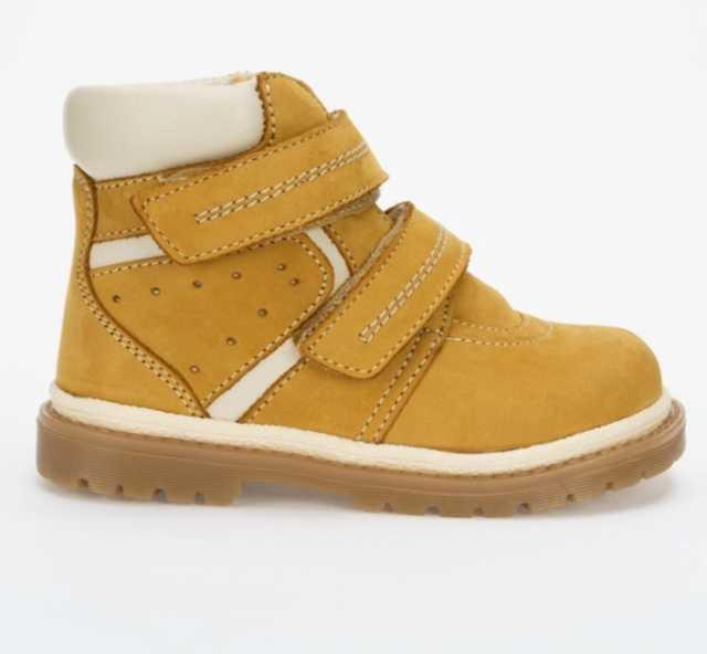 Продам: Новые детские кожаные ботинки