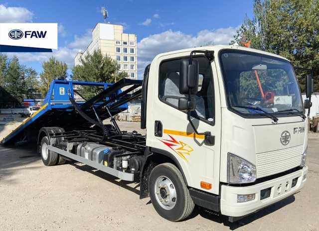 Продам: Сдвижной эвакуатор FAW 4x2 TigerV, 2020г