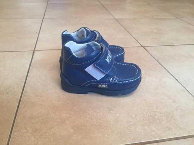 Продам: Ботинки «Minimen» демисезонные 20 р