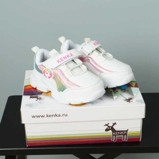 Продам: Новые детские кроссовки с единорогами