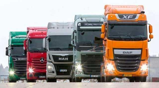 Предложение: Ремонт грузовиков и прицепов Volvo,Scani