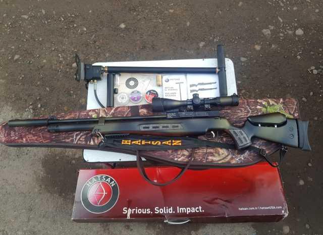 Продам: Пневматическая винтовка Хатсан BT-65-SB