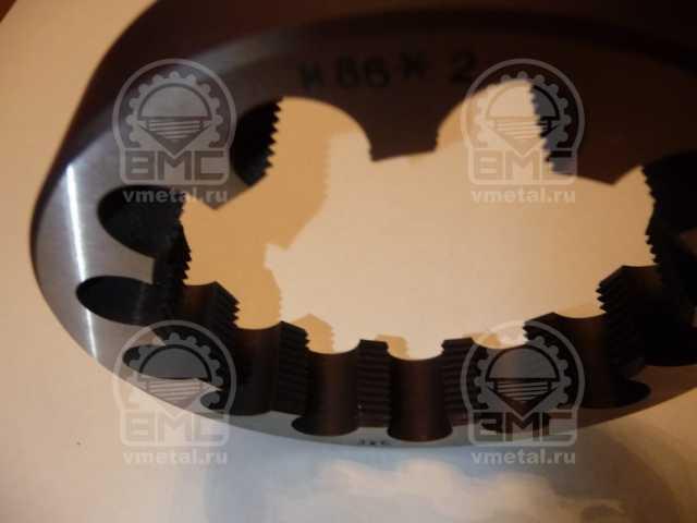 Продам: Плашка 75 шаг 1.5 для ремонта резьбы оси