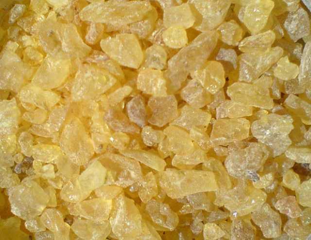 Продам: Сандарак натуральная смола в сухом виде