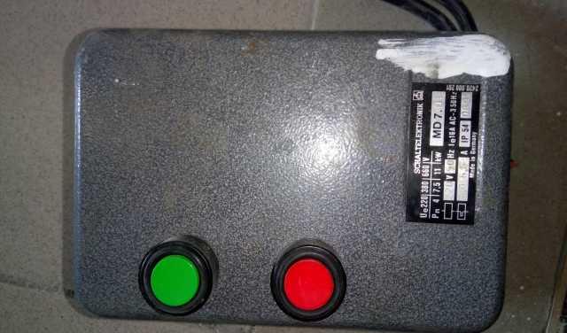 Продам: автомат пускатель электрический