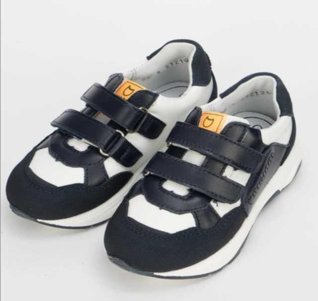 Продам: Новые детские кожаные кроссовки Котофей