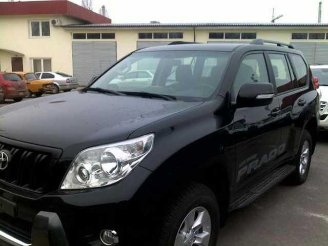 Продам: Крышка рейлинга Land Cruiser Prado 150