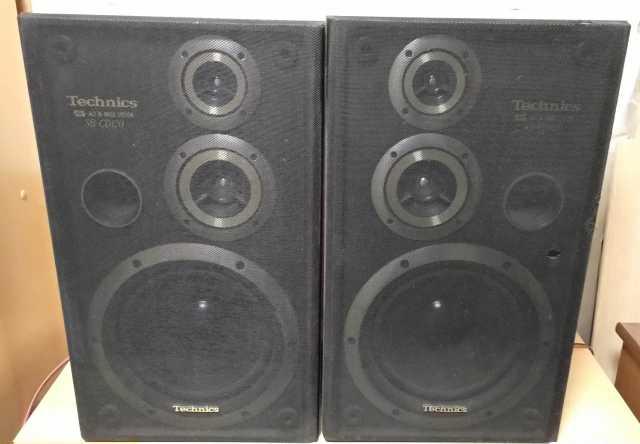 Продам: Полочные колонки Technics SB-CD120
