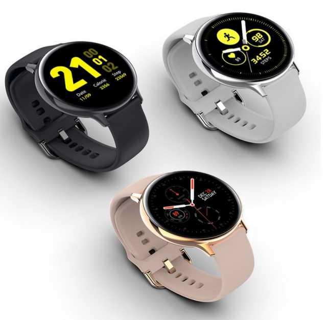Продам: Умные часы с термометром Lemfo S30