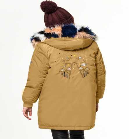 Продам: Детская зимняя парка