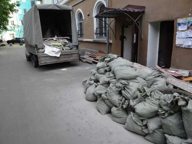Предложение: Вывоз мусора. Старой мебели/хлама