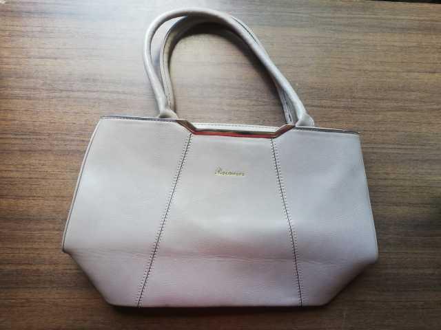 Продам кожаную дамскую сумочку