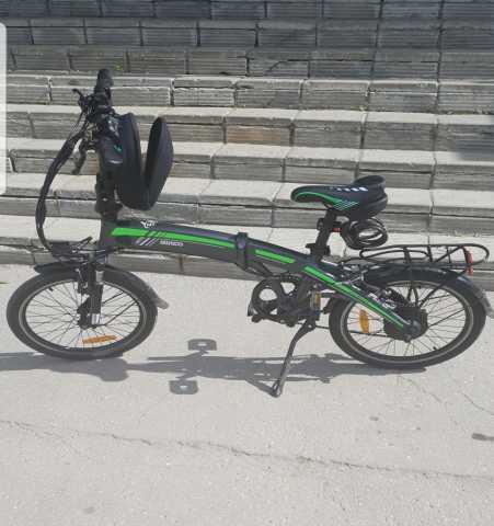 Продам: Складной велогибрид