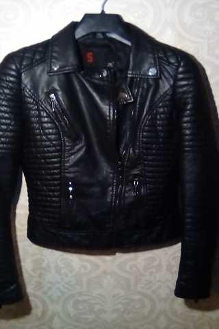Продам: Куртка кожаная