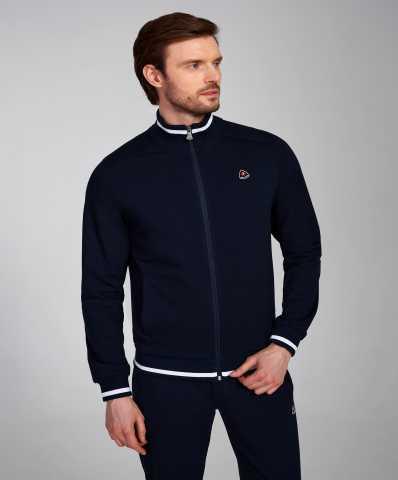 Продам: Темно-синий мужской спортивный костюм