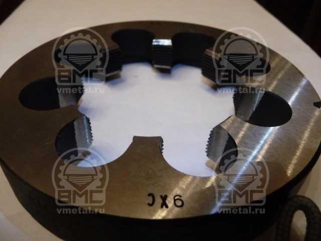 Продам: Плашка 72 шаг 1,5 с левой резьбой