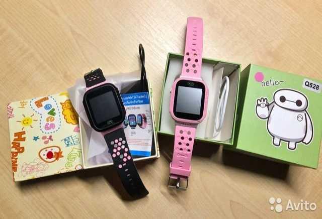 Продам: Детские smart часы q528