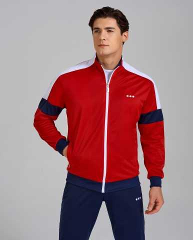 Продам: Красный мужской спортивный костюм
