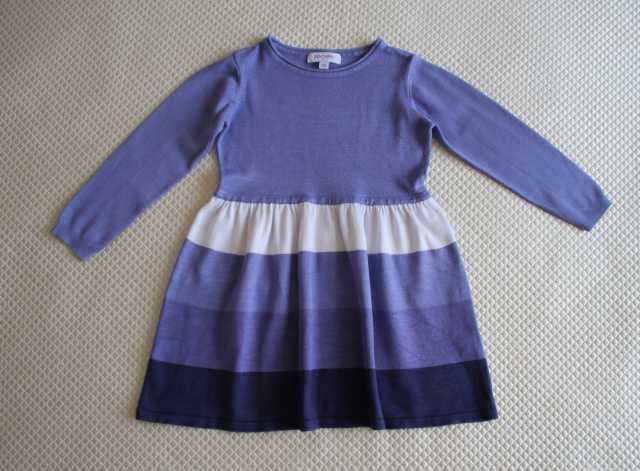 Продам: Платье трикотажное для девочки, 98 разме