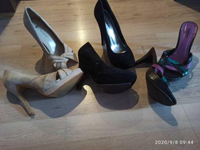 Продам: туфли пакетом