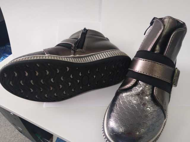 Продам: ботиночки на девочку (сезон- осень)