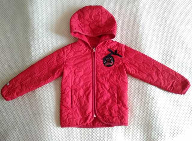 Продам: Куртка стеганная -теплый демисезон, 98