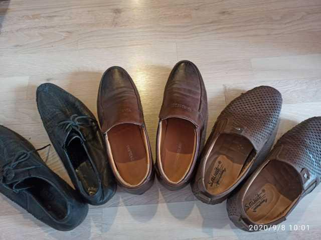 Продам: мужская обувь разная