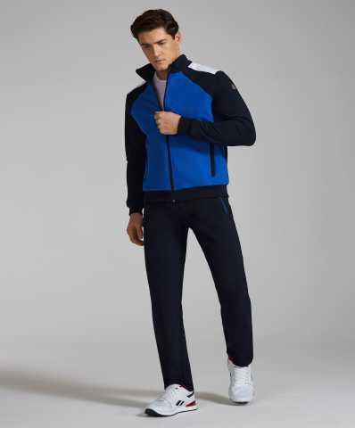 Продам: Синий мужской спортивный костюм