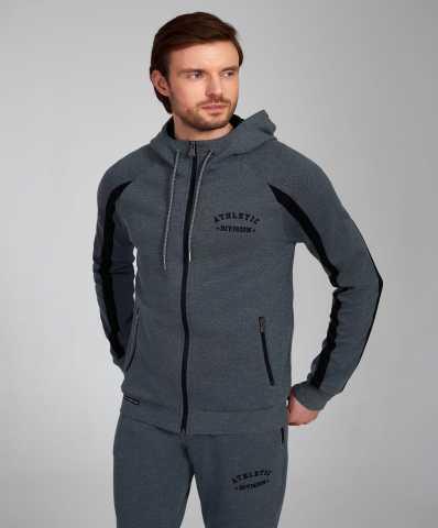 Продам: Серый спортивный костюм